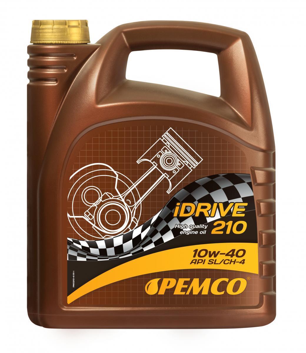 PEMCO Huile moteur PM0210-4