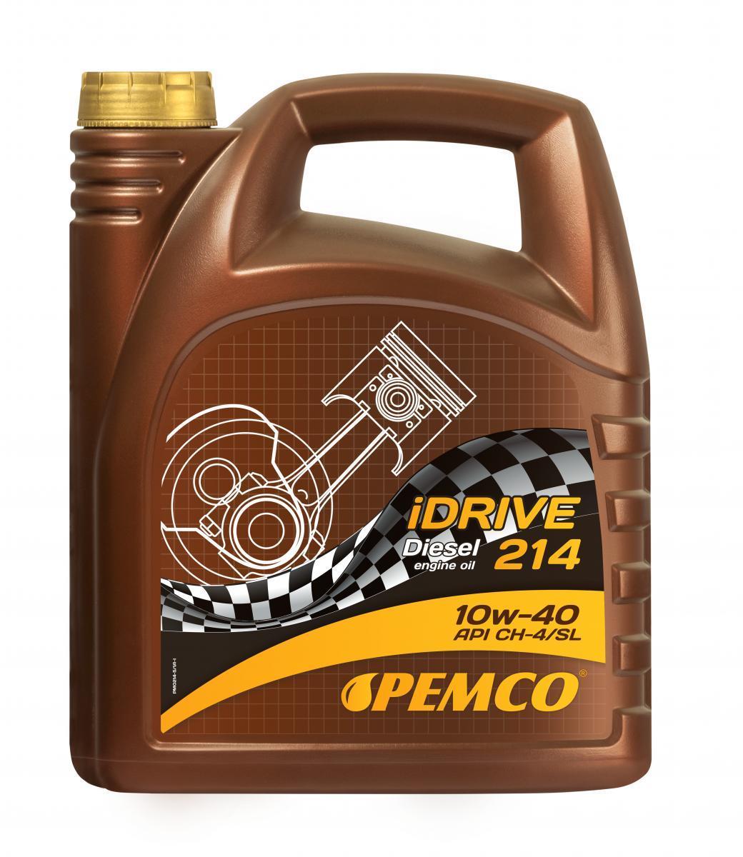 PEMCO Huile moteur PM0214-5