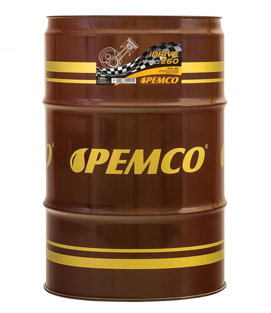 Motoröl PEMCO PM0260-60