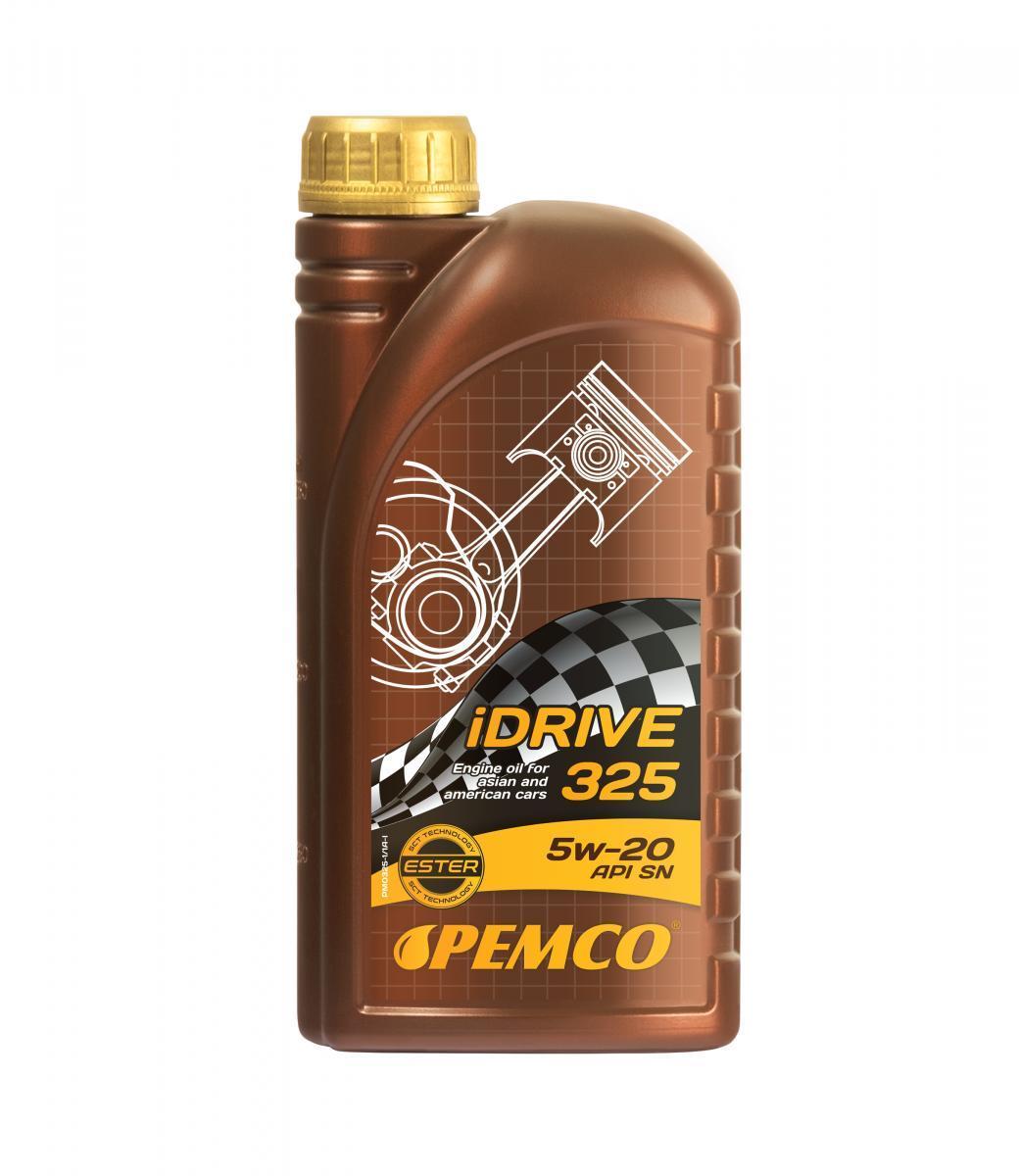 Motoröl PEMCO PM0325-1