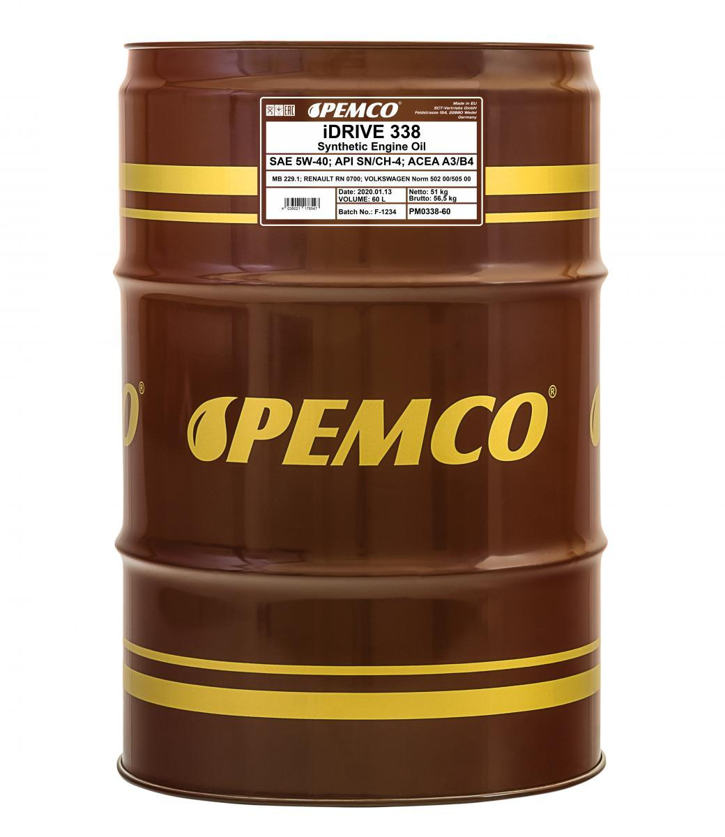 Motorenöl PEMCO PM0338-60