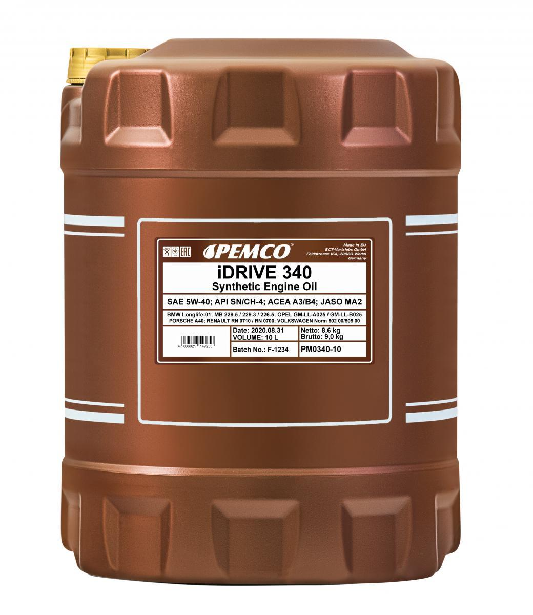 Motoröl PEMCO PM0340-10