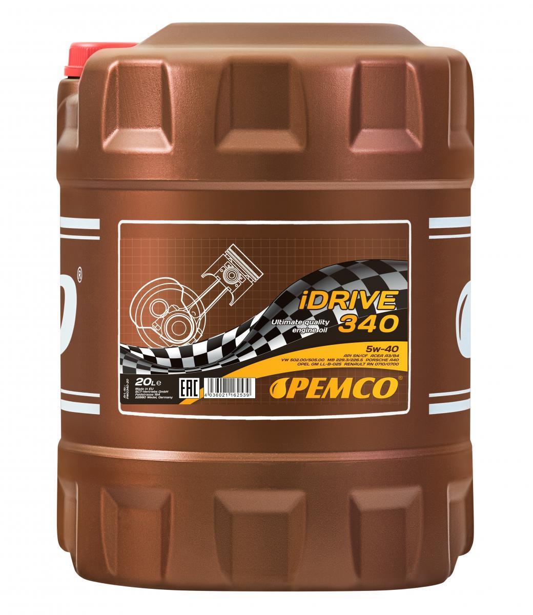 Motorenöl PEMCO PM0340-20