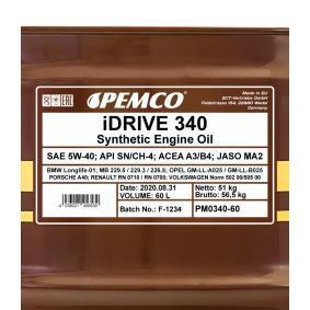 PM034060 Motoröl PEMCO PM0340-60 - Große Auswahl - stark reduziert