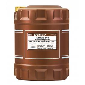 PM0345-10 PEMCO iDRIVE 300, iDRIVE 345 5W-30, 10l, Synthetiköl Motoröl PM0345-10 günstig kaufen