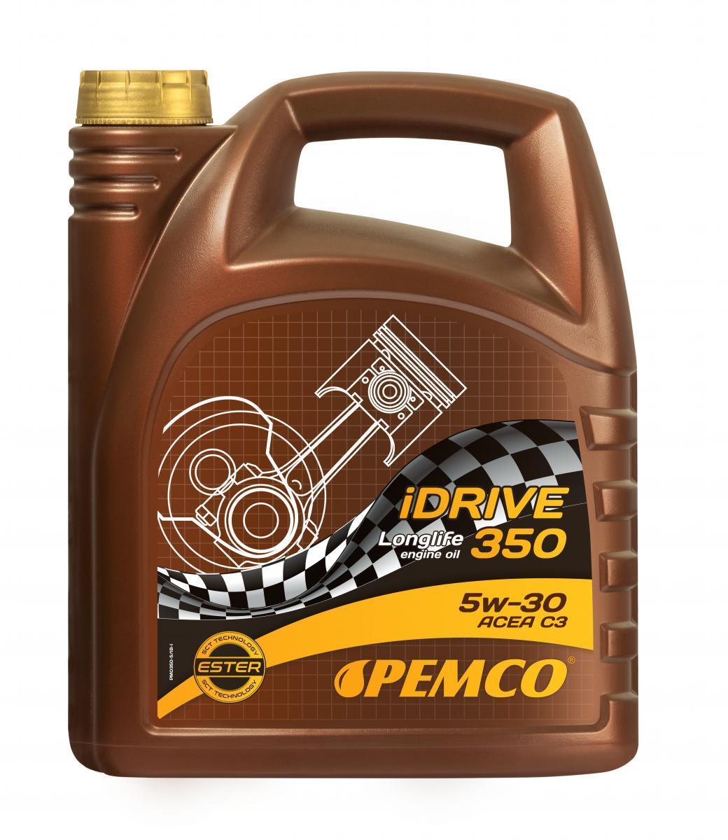 PM0350-5 PEMCO Motoröl Bewertung
