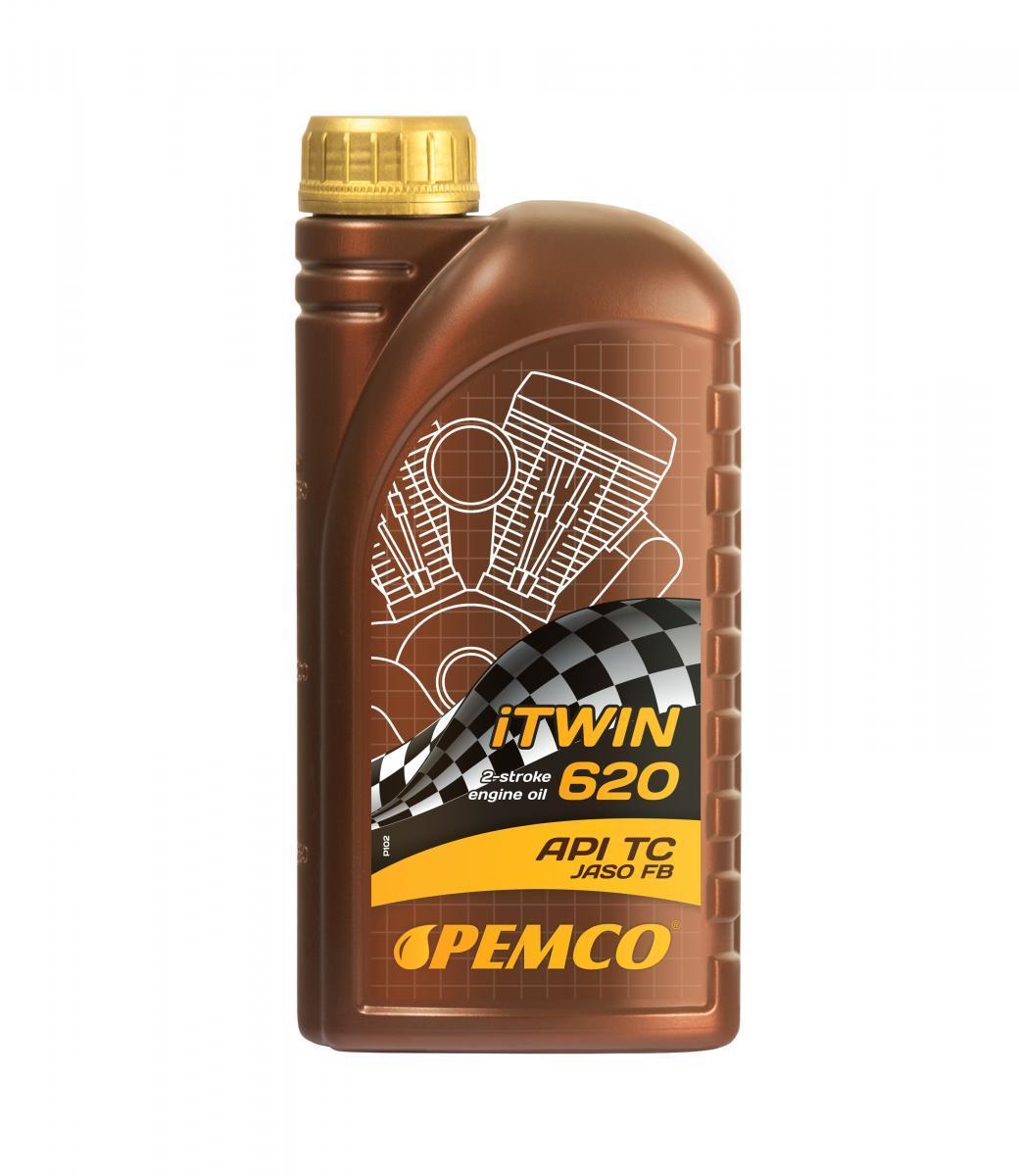 Moto PEMCO iTWIN 620 1L, Mineraal olie Motorolie PM0620-1 koop goedkoop