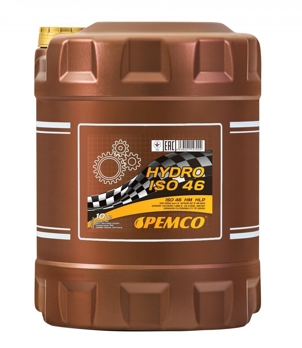 Iegādāties PEMCO Hidrauliskā eļļa PM2102-10 kravas auto