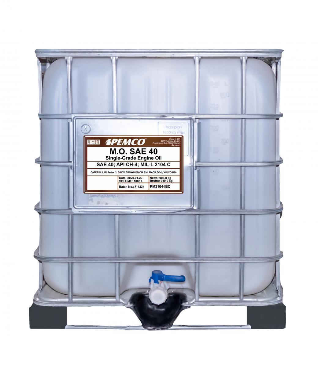PM3104-IBC PEMCO Motoröl für DAF online bestellen