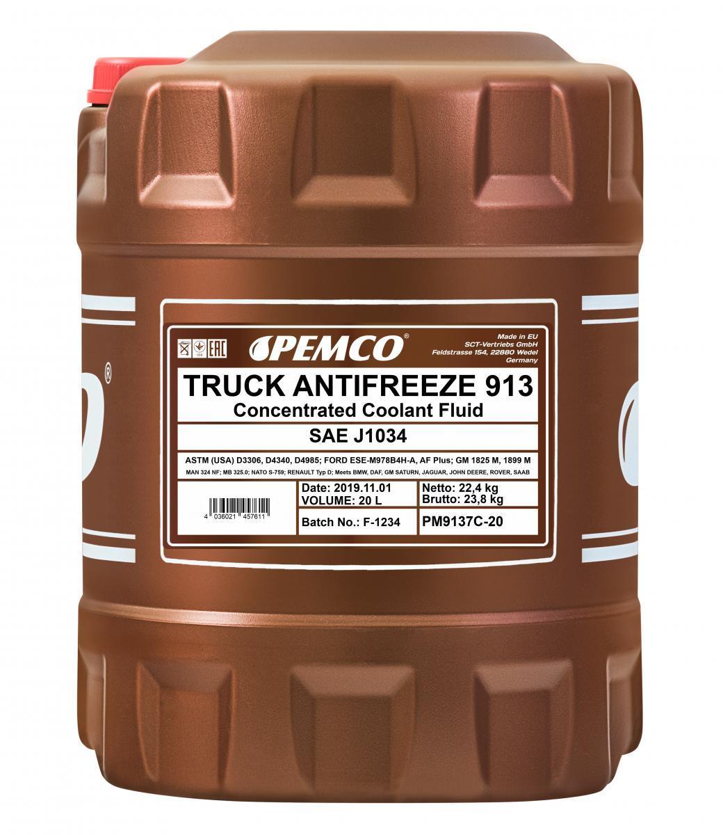 PEMCO Frostschutz für MAN - Artikelnummer: PM9137C-20