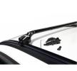 MOCSOB0AL00000008 Střešní nosiče / střešní tyčky hliník od MODULA za nízké ceny – nakupovat teď!