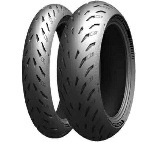 Michelin Power 5 190/55 R17 Letní moto pneu