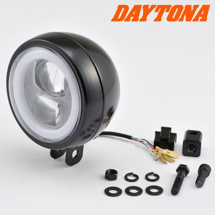 DAYTONA Capsule120 Přední světlo LED 88635 HONDA