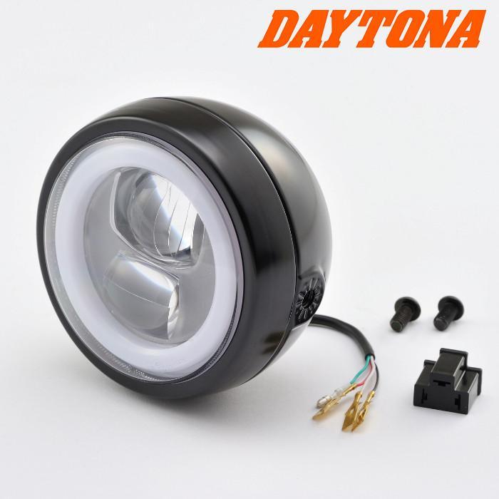 DAYTONA Capsule120 Přední světlo LED 88633 HONDA