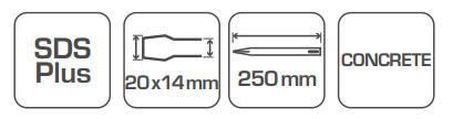 Hogert Technik   Meisel, meiselhaamer HT6D281