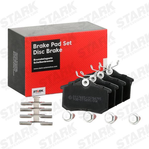 STARK   Bremsbelagsatz, Scheibenbremse SKBP-0012023