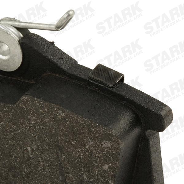 SKBP-0012023 Bremsklötze STARK Erfahrung