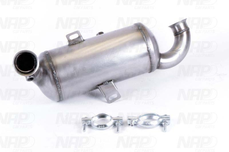 NAP CleanAIR: Original Rußpartikelfilter CAD10045 ()