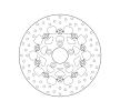 BREMBO Serie Oro, Floating Disk Bremsscheibe hinten, schwimmende 78B40828