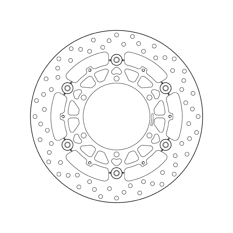 Brake Disc 78B40846 at a discount — buy now!