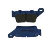 BREMBO Off Road, Carbon Ceramic Kit de plaquettes de frein, frein à disque avant et arrière 07BB02TT