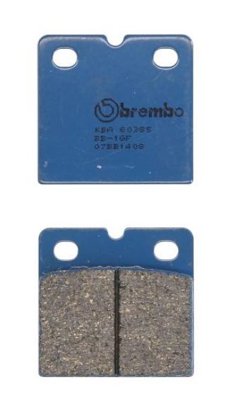 Kit de plaquettes de frein, frein à disque 07BB1408 à bas prix — achetez maintenant !