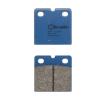 BREMBO Road, Carbon Ceramic Remblokkenset, schijfrem voor en achter 07BB1408 ZÜNDAPP