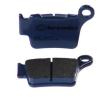 BREMBO Carbon Ceramic, Off Road Brake Pad Set, disc brake Front and Rear 07BB27TT