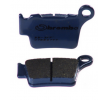 BREMBO Carbon Ceramic, Off Road Stabdžių trinkelių rinkinys, diskinis stabdys priekis ir galas 07BB27TT KTM