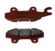 BREMBO Carbon Ceramic, Road Brake Pad Set, disc brake Front and Rear 07SU1215 HUSQVARNA