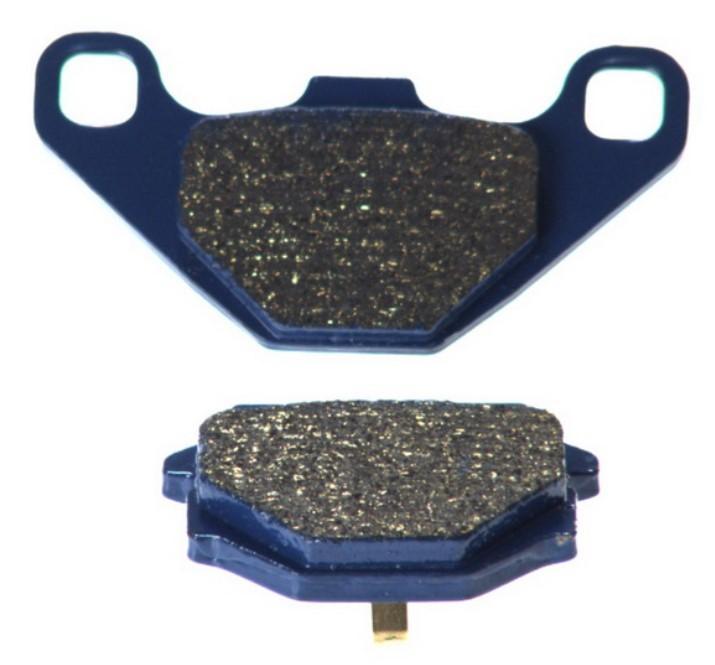 BREMBO Carbon Ceramic, Road Bromsbeläggssats, skivbroms fram och bak 07BB0708 KTM
