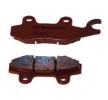 BREMBO Sinter, Road Brake Pad Set, disc brake Front and Rear 07SU12SP HUSQVARNA
