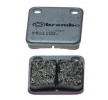 BREMBO Sinter Offroad Brake Pad Set, disc brake Front and Rear 07HO09SX HUSQVARNA