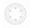 BREMBO Fixed , Serie Oro Brake Disc Rear 68B40752