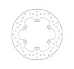 BREMBO Fixed , Serie Oro Bremsscheibe vorne und hinten 68B407E4