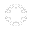 Brake Disc 68B407A6 at a discount — buy now!
