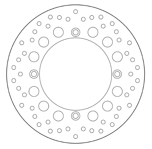 Brake Disc 68B407C7 at a discount — buy now!