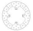 BREMBO Oro Fixed Disc Brake Disc Rear 68B407H0 DUCATI