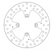 BREMBO Brake Disc Rear 68B407H1