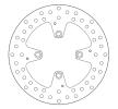 BREMBO Oro Fixed Disc Brake Disc Rear 68B407H1 DUCATI