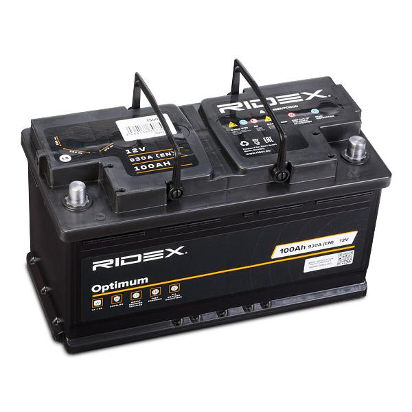 RIDEX | Starterbatterie 1S0018
