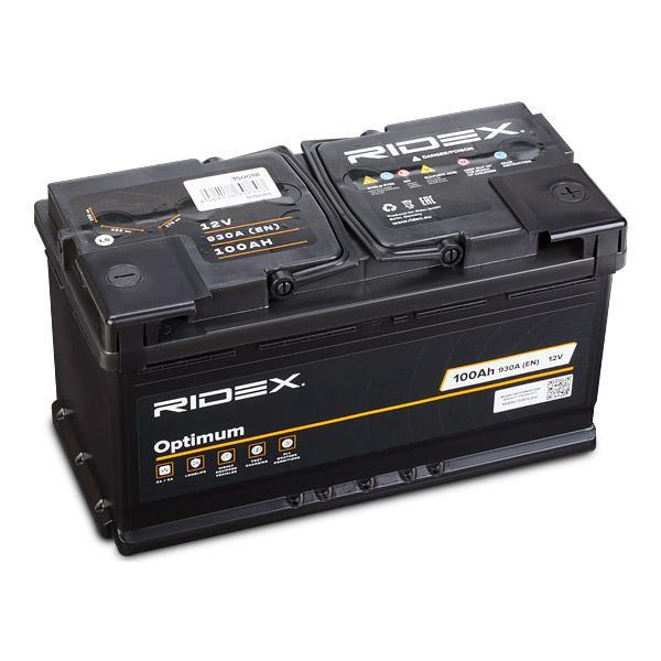 1S0018 Autobatterie RIDEX 1S0018 - Große Auswahl - stark reduziert