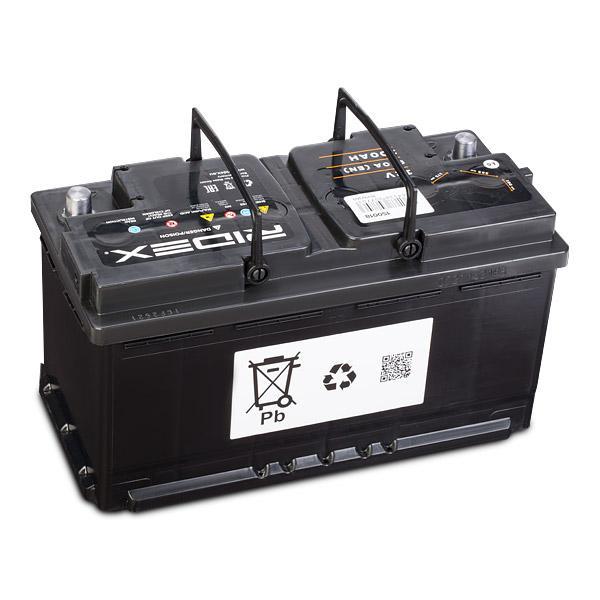 1S0018 Starterbatterie RIDEX Test