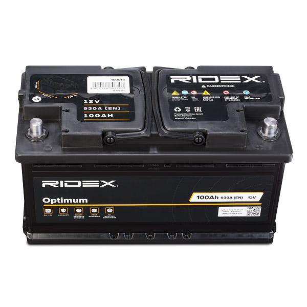 Starterbatterie 1S0018 von RIDEX