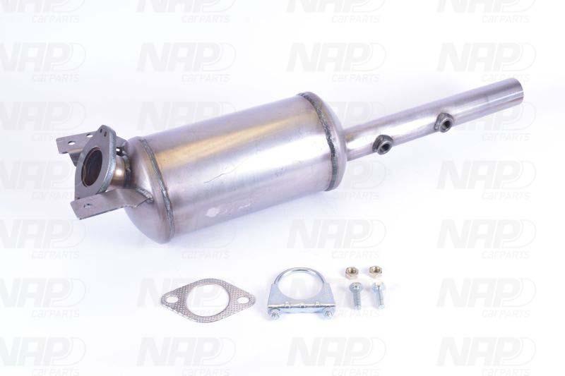 NAP CleanAIR: Original Dieselpartikelfilter CAD10231 ()