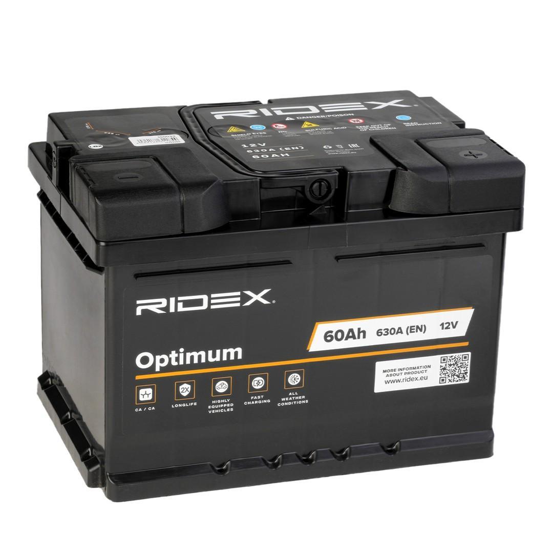 RIDEX   Starterbatterie 1S0033