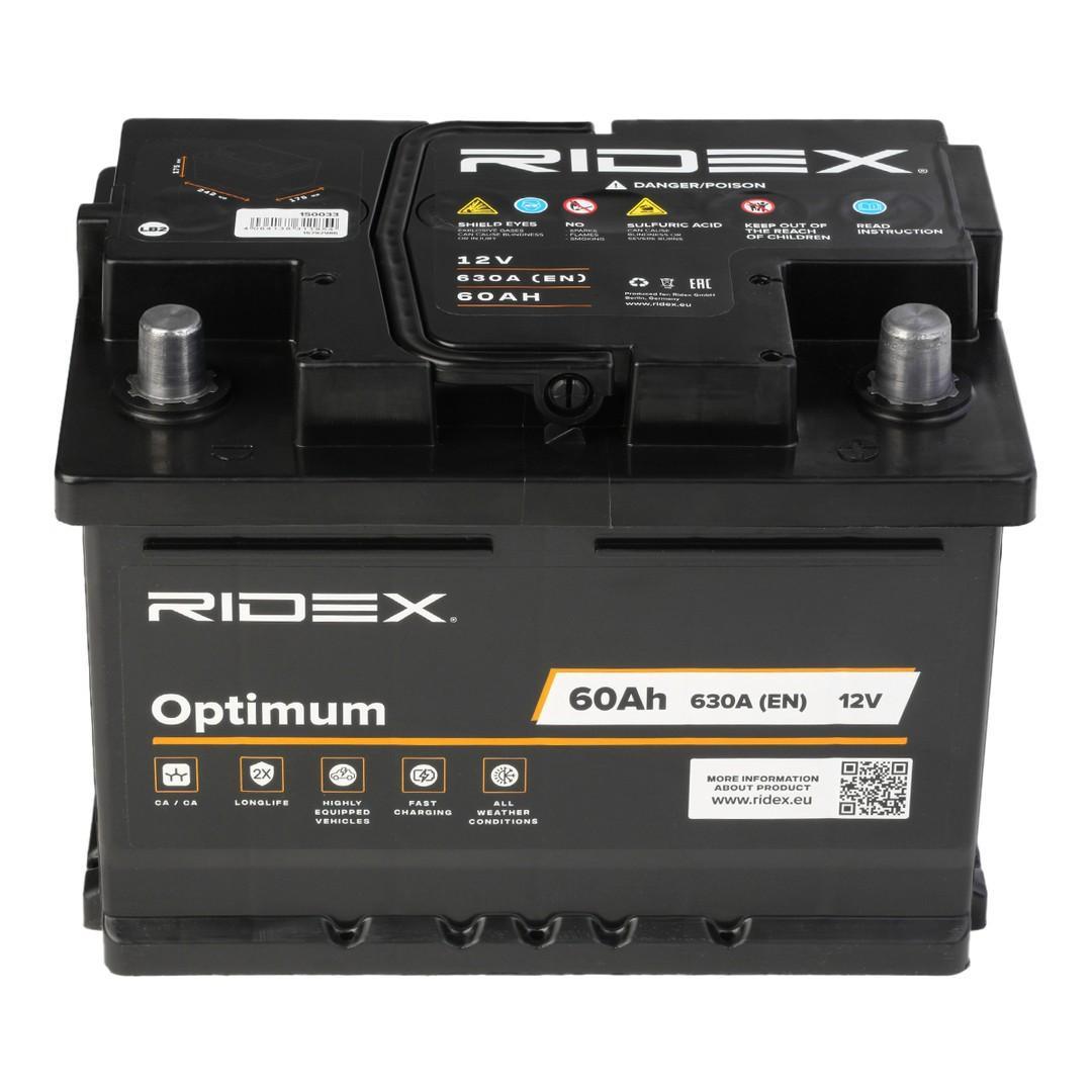 Starterbatterie 1S0033 von RIDEX