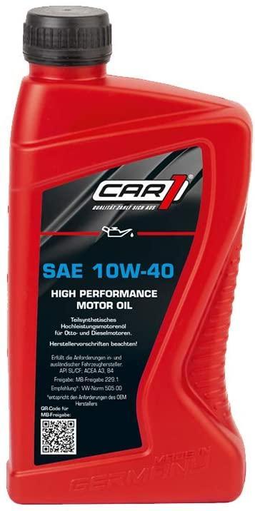 Motoröl CAR1 CO 1008