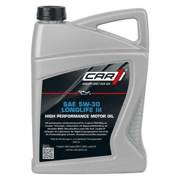 Motorenöl CAR1 CO 1024