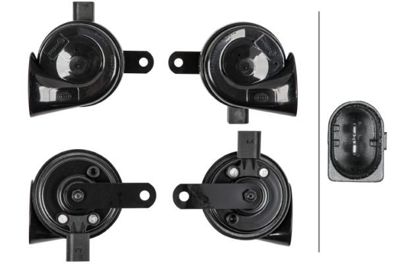 Reservdelar VW ID.3 2021: Signalhorn HELLA 3FH 012 010-021 till rabatterat pris — köp nu!